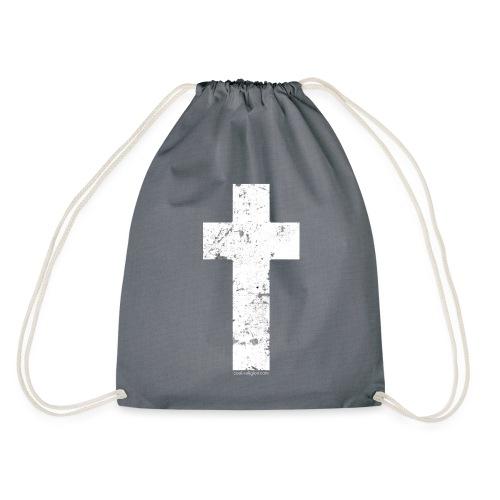 Holy Cross Vintage - Drawstring Bag