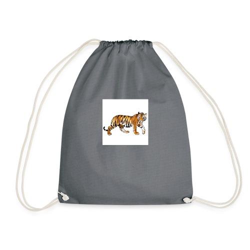 Tiger Designe - Turnbeutel