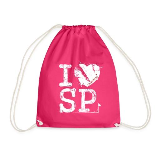 I love SP - Turnbeutel