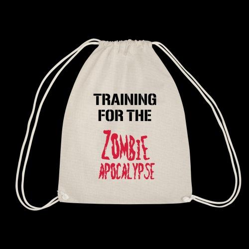 Zombie Apocalypse - Turnbeutel