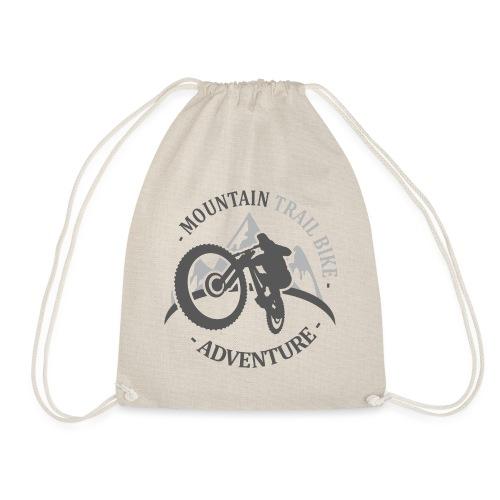 Adventures - Drawstring Bag