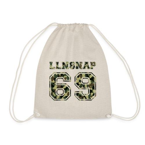 LLNsnap 69 (camo) - Sac de sport léger