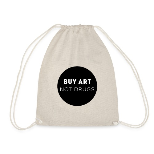 Buy Art Not Drugs - Jumppakassi