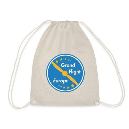 Grand Flight Europe Logo - Turnbeutel