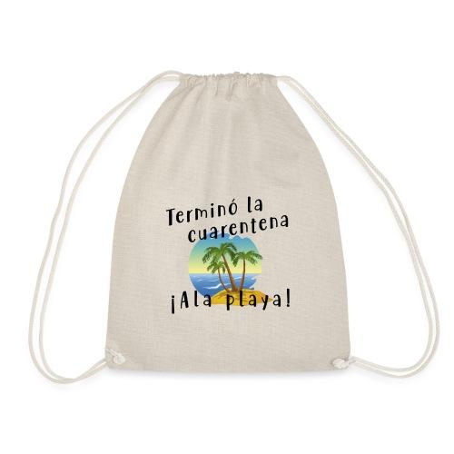 Vamos a la playa - Mochila saco