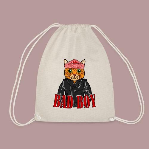 Bad boy chat roux rockeur - Sac de sport léger