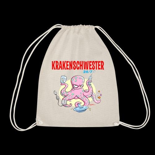 Krakenschwester - Turnbeutel
