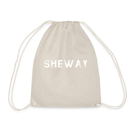 SHEWAY - Drawstring Bag