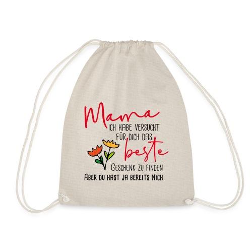 Mamas bestes Geschenk - Turnbeutel