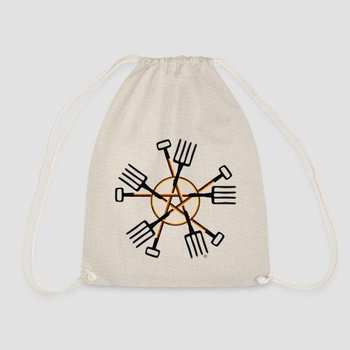 PAGAN GARDENER - Drawstring Bag