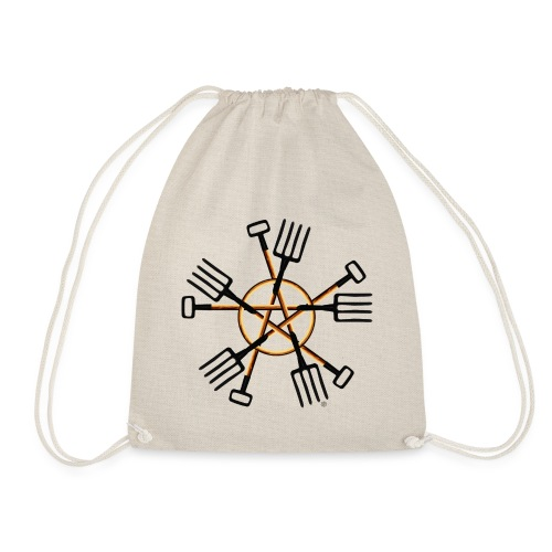 PAGAN GARDENER - Drawstring Bag