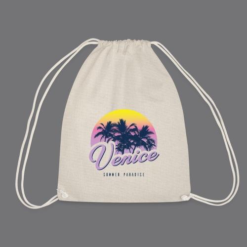 VENICE Tee Shirt - Drawstring Bag