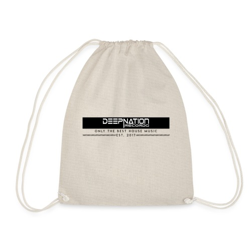 Deep Nation Street Wear - Drawstring Bag