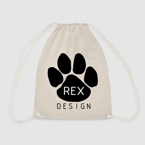Rex Design - Drawstring Bag