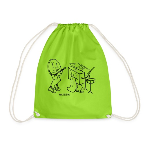 so band - Drawstring Bag