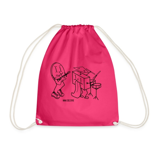 so band - Drawstring Bag