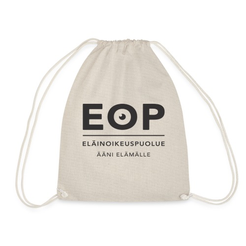 EOP Logo slogan musta - Jumppakassi