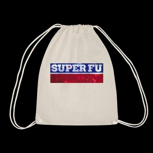 SUPER FU - Turnbeutel