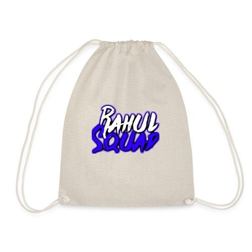 Rahul Squad Official Merchandise - Drawstring Bag