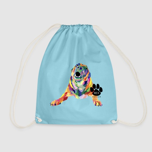 Mad About You - Drawstring Bag