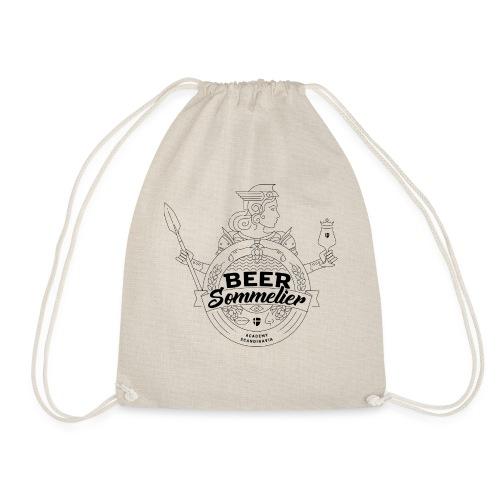 Beer Sommelier Academy - Valkyria - Gymnastikpåse