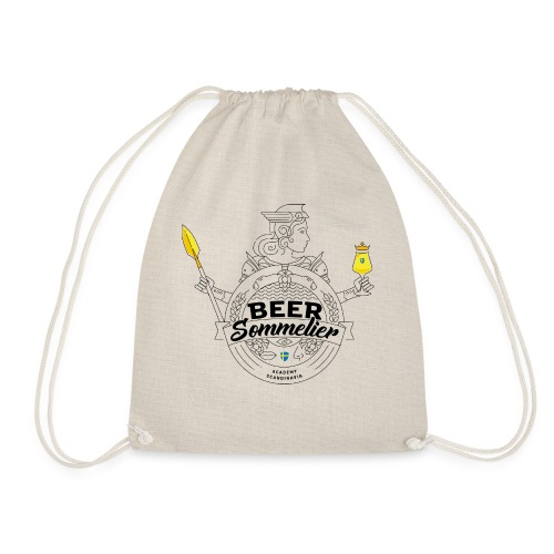 Swedish Beer Sommelier - Vakyrie - Gymnastikpåse