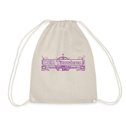 DER Taetowierer Logowear - Turnbeutel