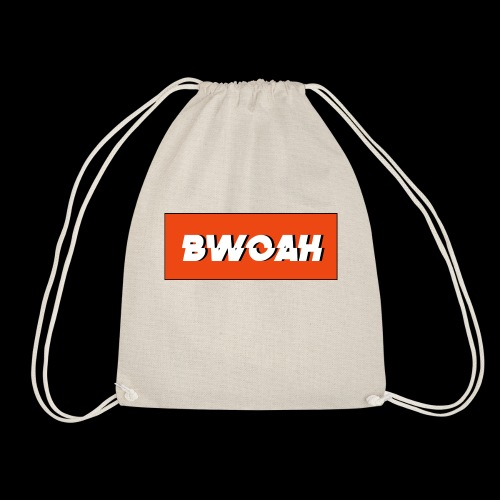 BWOAAH - Drawstring Bag