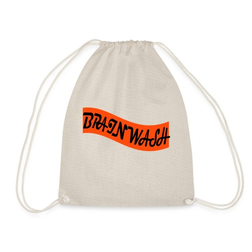 Brainwash - Drawstring Bag