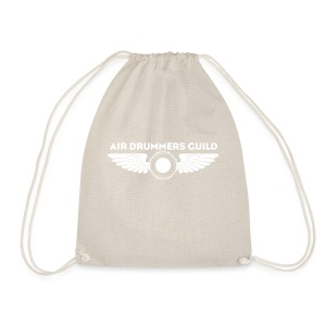 ADG Drum'n'Wings Emblem - Drawstring Bag