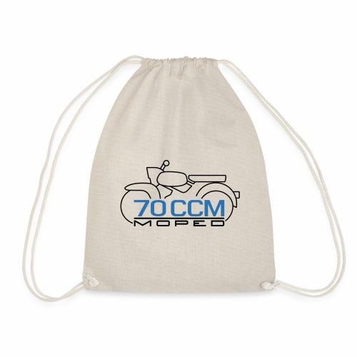 Moped Sperber Habicht 70 ccm Emblem - Drawstring Bag