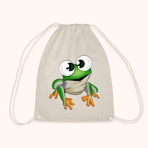 Fimy la grenouille - Sac de sport léger