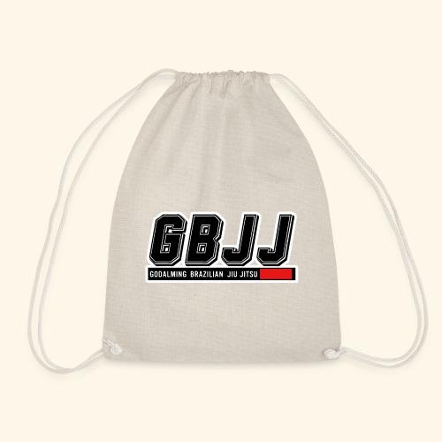 GBJJlogo3h - Drawstring Bag