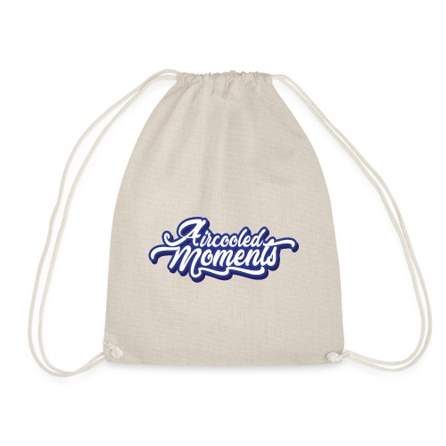 Aircooled Moments Script - Drawstring Bag