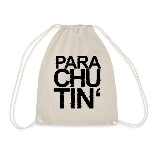 Parachute Glitch v2 - Turnbeutel
