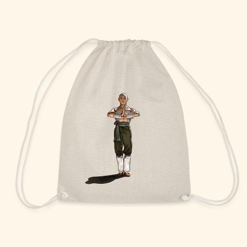 Shaolin kriger munk - Sportstaske