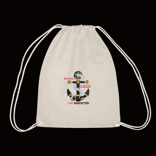 ANCHOR - Drawstring Bag