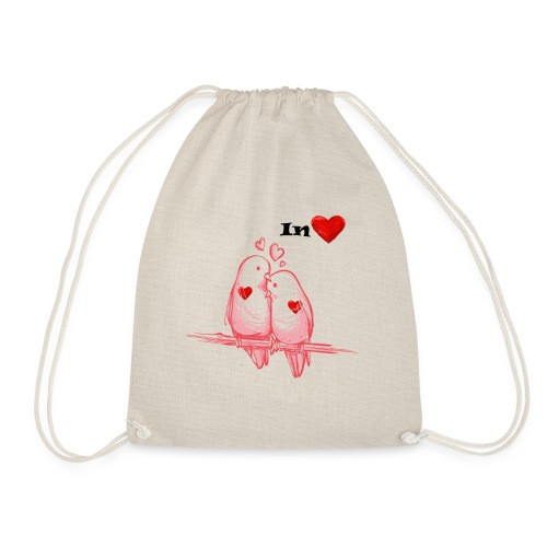 In love birds - Sac de sport léger