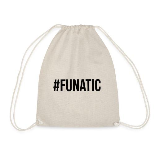funatic logo - Drawstring Bag