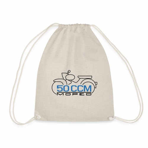 Moped Star 50 ccm Emblem - Drawstring Bag