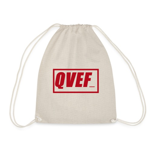 QVEF Rojo - Mochila saco
