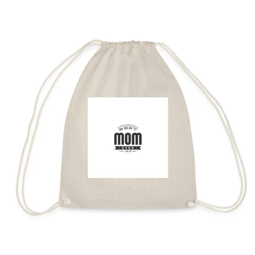 mum - Drawstring Bag