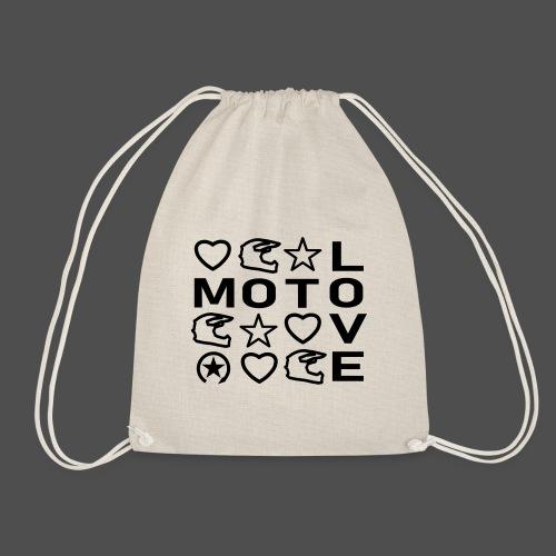 MOTOLOVE 9ML01 - Drawstring Bag