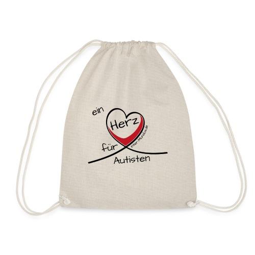 Ein Herz für Autisten - Turnbeutel