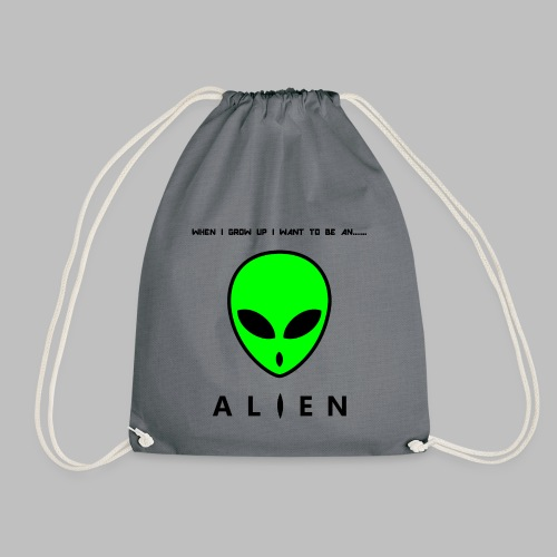 Alien - Drawstring Bag