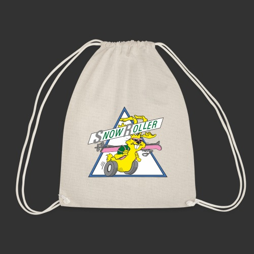 SnowRoller logo - Gymnastikpåse