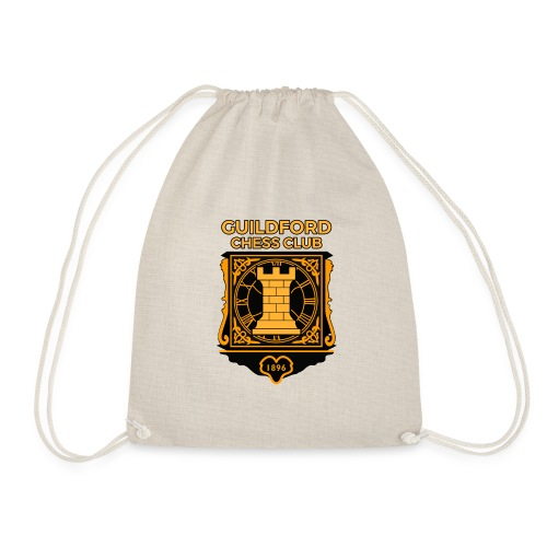 Guildford Chess Club - Drawstring Bag