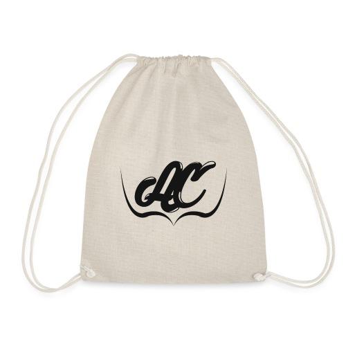 Logo Personal AC CLOTH Negro - Mochila saco