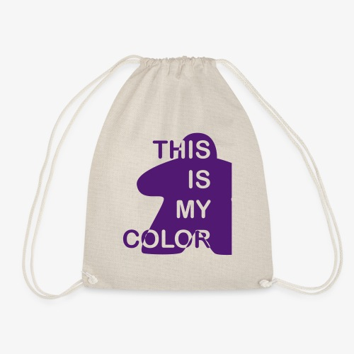 That is my Color - Gymbag