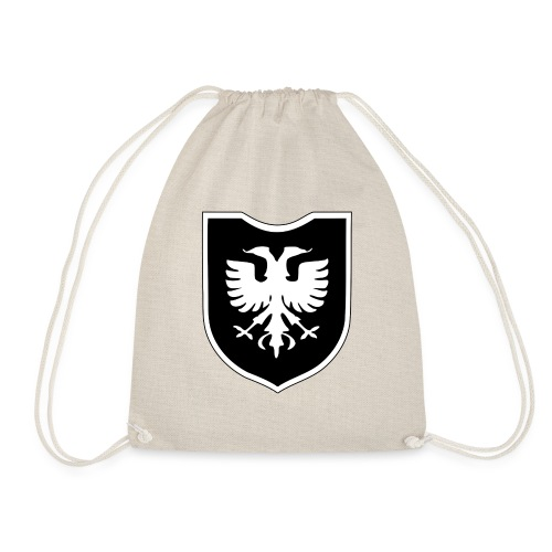 2000px 21st Division Logo svg - Drawstring Bag